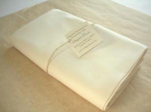 Organic Pillowcase - Natural