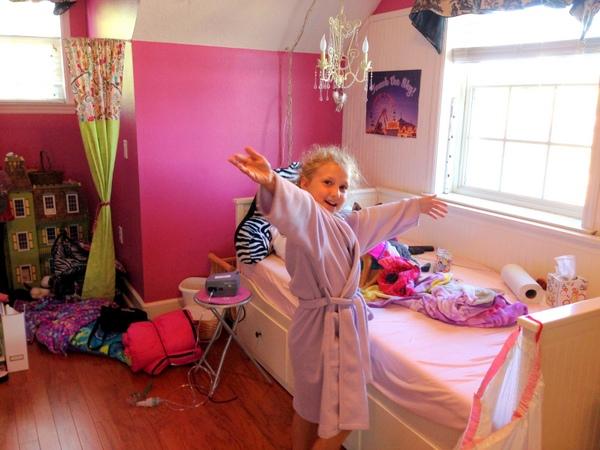 Girl's Room Before 1