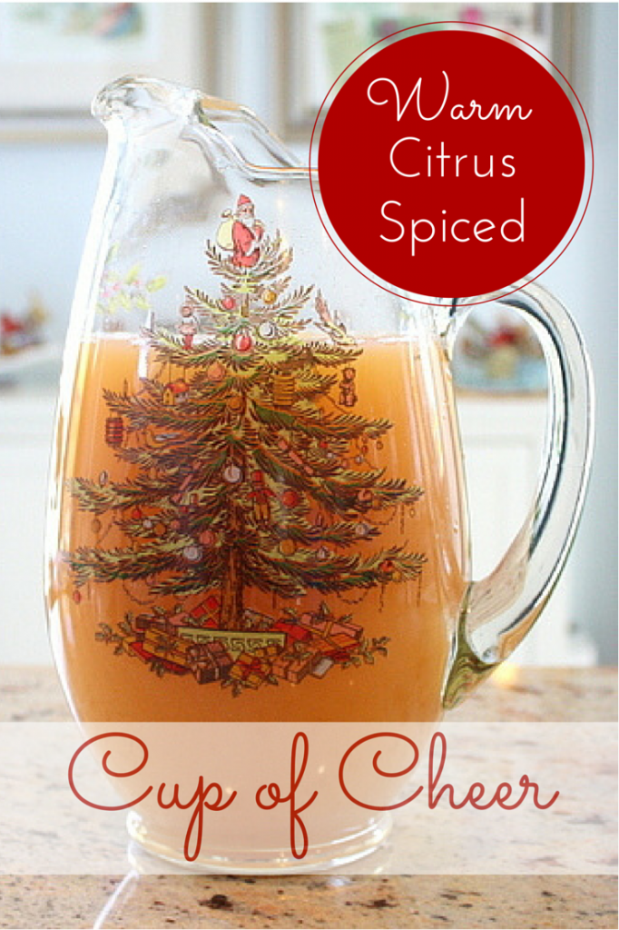 Cup of Cheer Recipe