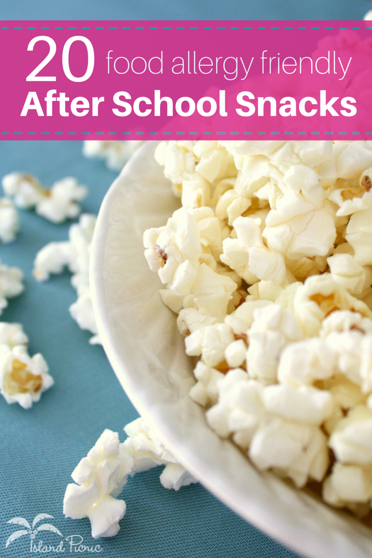 Our Top 20 Milk Free Egg Nut Snacks