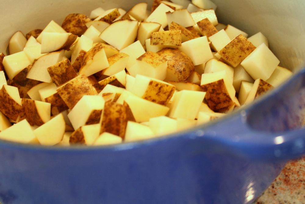Dairy Free Hearty Potato Soup Recipe