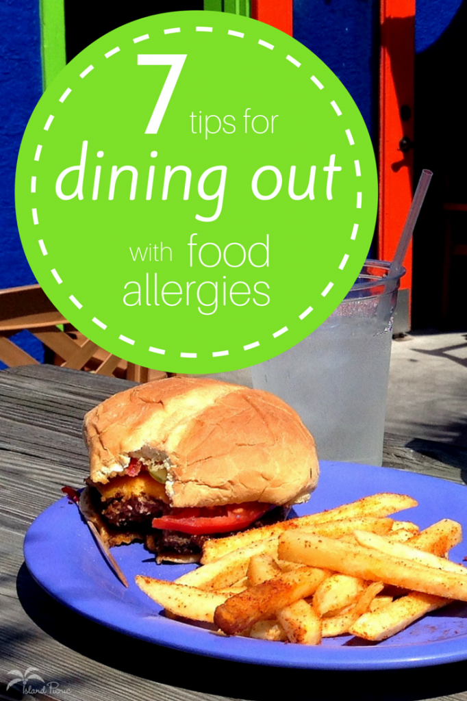 Dining Out with Food Allergies