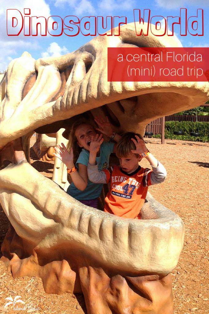 Dinosaur World // a central Florida (mini) road trip