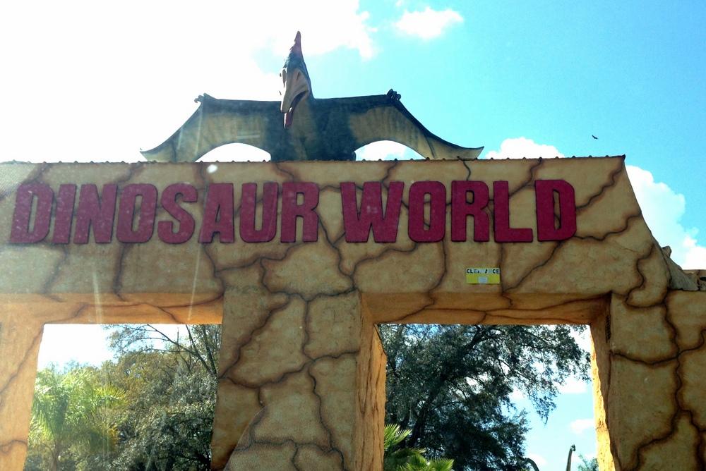 Dinosaur World //  Florida Road Trip