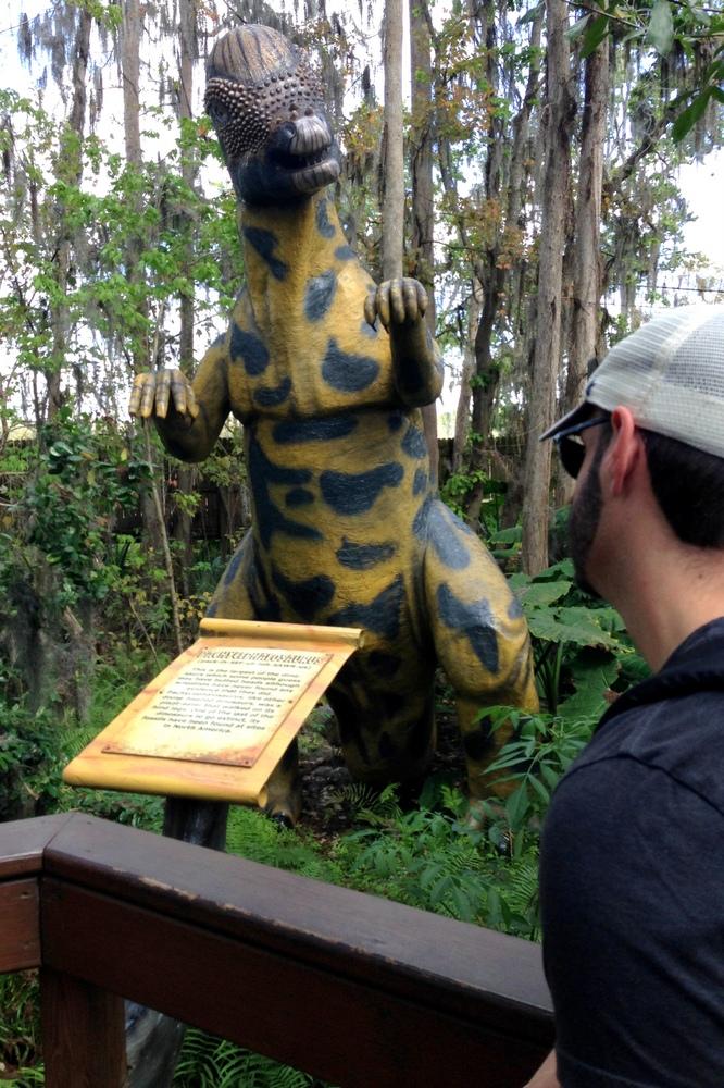 Dinosaur World // a (mini) Florida road trip