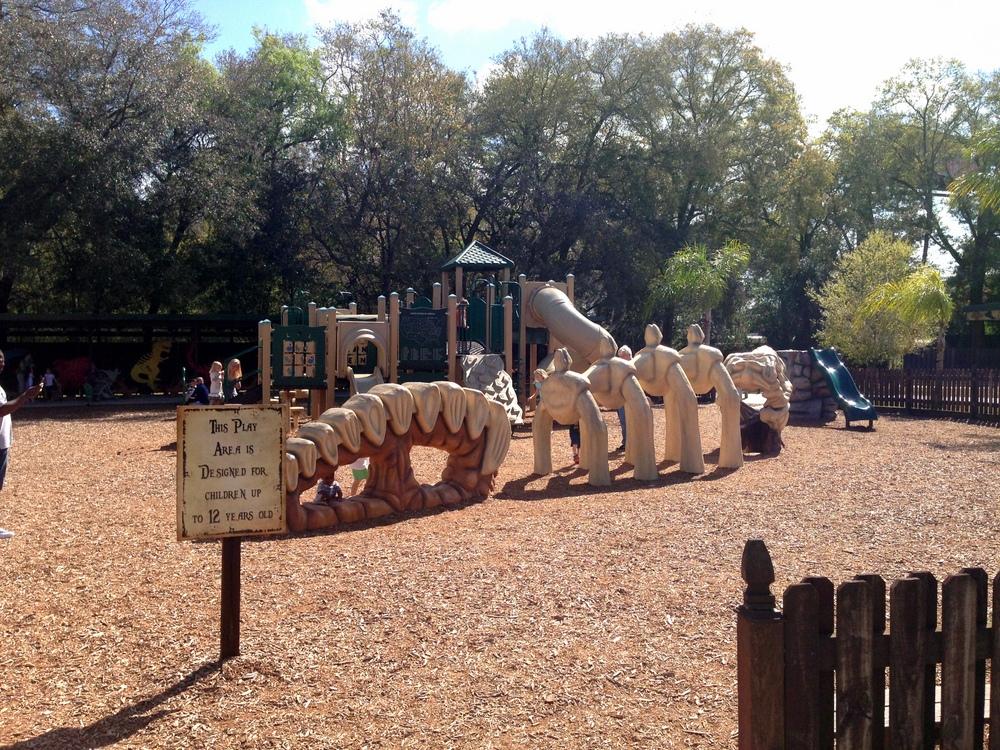 Dinosaur World Playground