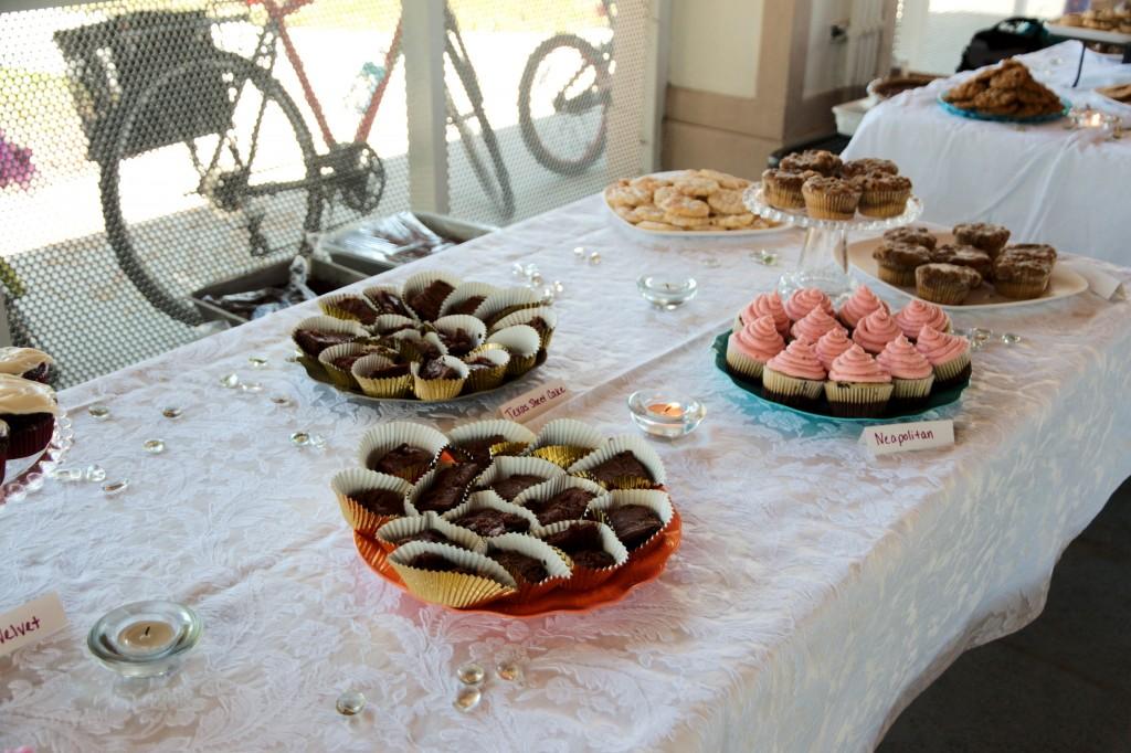 All Vegan Dessert Engagement Party